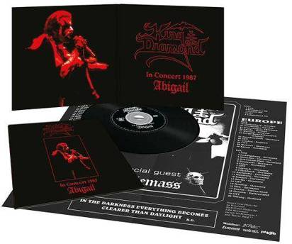 "King Diamond ""In Concert 1987"""