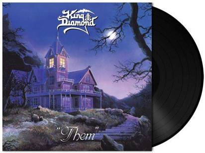 "King Diamond ""Them LP"""