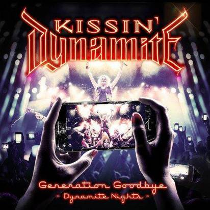 "Kissin Dynamite ""Generation Goodbye Dynamite Nights Cddvd"""