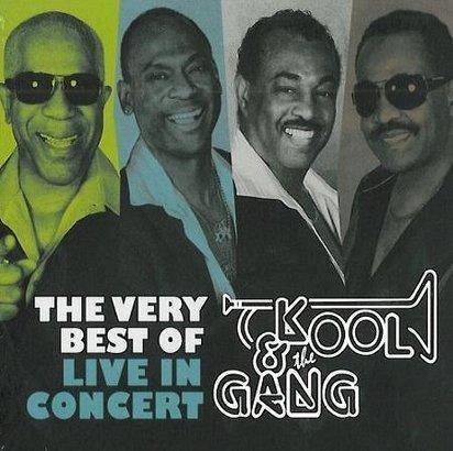 "Kool & The Gang ""The Very Best Of Live"""