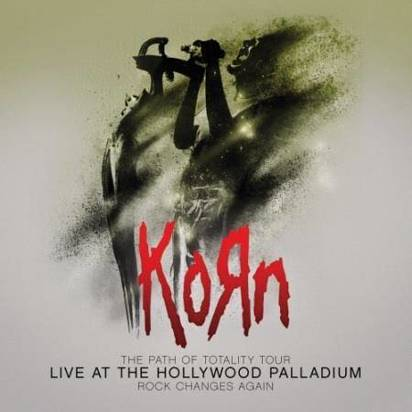 "Korn ""Live At The Hollywood Palladium Dvdcd"""