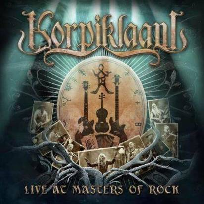 "Korpiklaani ""Live At Masters Of Rock Cdbr"""