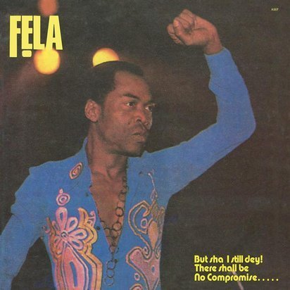 "Kuti, Fela ""Army Arrangement LP"""