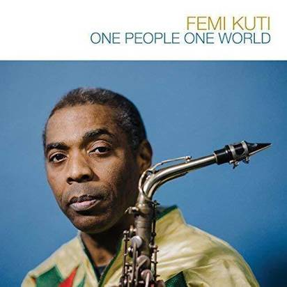 "Kuti, Femi ""One People, One World LP"""