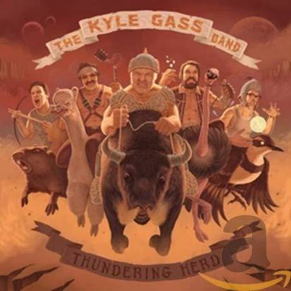 "Kyle Gass Band, The ""Thundering Herd"""