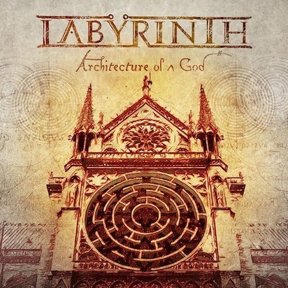 "Labyrinth ""Architecture of a God"""