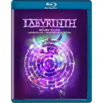 "Labyrinth ""Return To Live Br"""