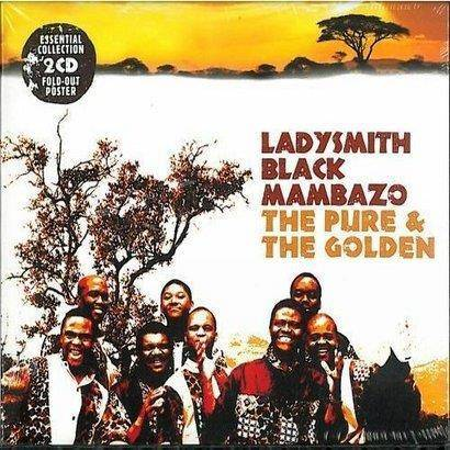"Ladysmith Black Mambazo ""The Pure & The Golden"""