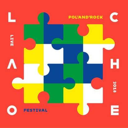 "Lao Che ""Live Pol'and'Rock Festival 2018 LP"""