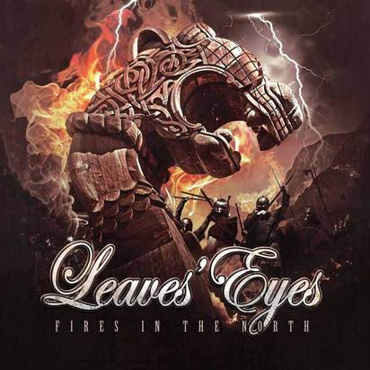 "Leaves Eyes ""Fires In The North"""