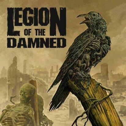 "Legion Of The Damned ""Ravenous Plague Limited Edition"""