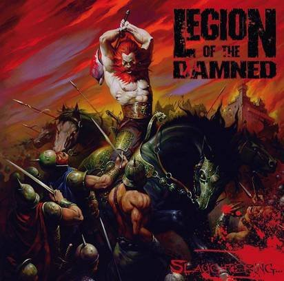 "Legion Of The Damned ""Slaughtering Limited Edition"""