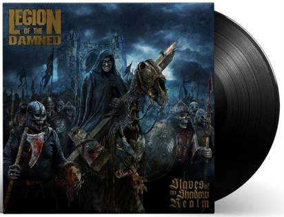 "Legion Of The Damned ""Slaves Of The Shadow Realm LP"""