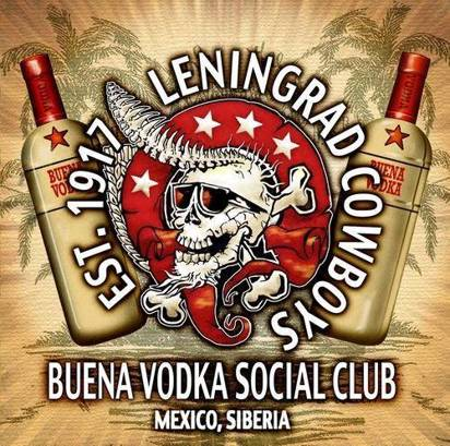 "Leningrad Cowboys ""Buena Vodka Social Club Lp"""