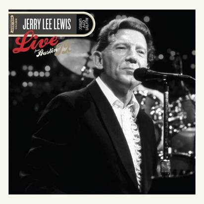 "Lewis, Jerry Lee ""Live From Austin Tx Lp"""