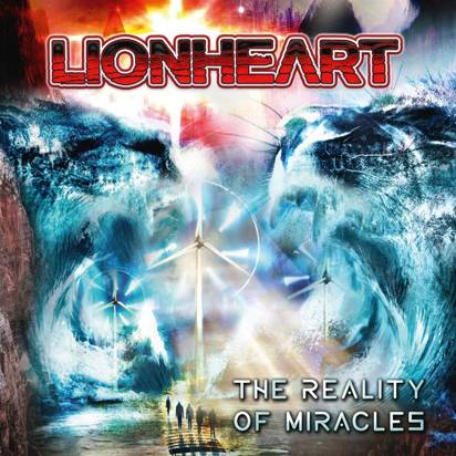 "Lionheart ""The Reality Of Miracles LP"""