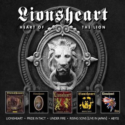 "Lionsheart ""Heart Of The Lion"""