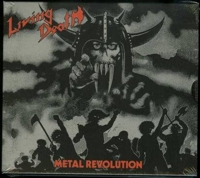 "Living Death ""Metal Revolution"""