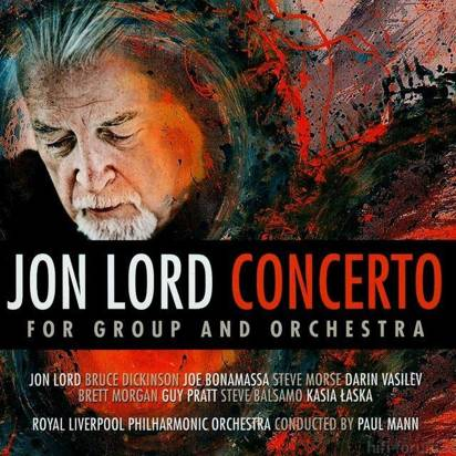 "Lord, Jon ""Concerto For Group And Orchestra"""