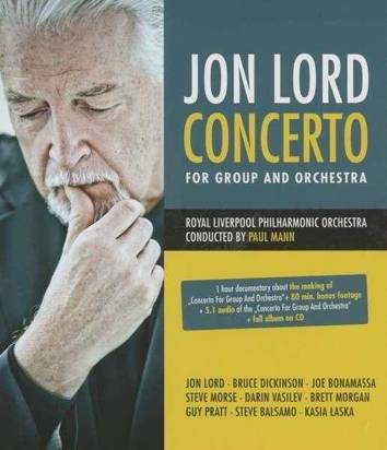 "Lord, Jon ""Concerto For Group And Orchestra Br"""