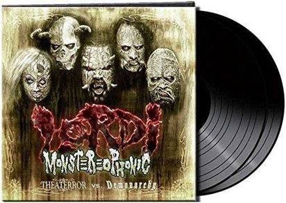 "Lordi ""Monstereophonic Black Lp"""