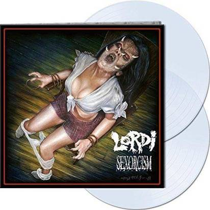 "Lordi ""Sexorcism Clear LP"""
