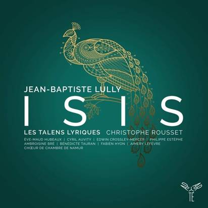 "Lully Isis ""Les Talens Lyriques Rous"""