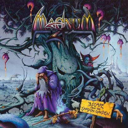 "Magnum ""Escape From The Shadow Garden"""