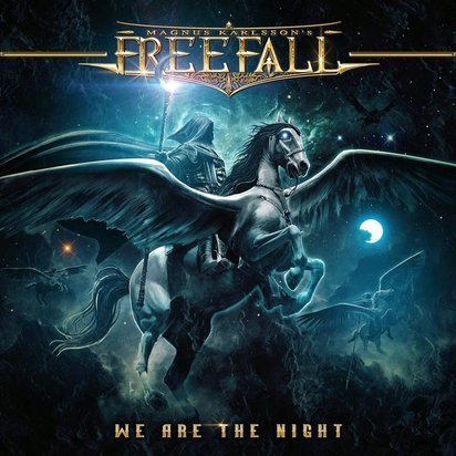 "Magnus Karlsson's Free Fall ""We Are The Night"""