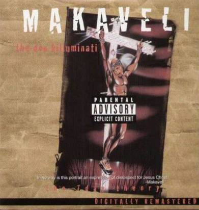 "Makaveli ""The 7 Day Theory Explicit"""