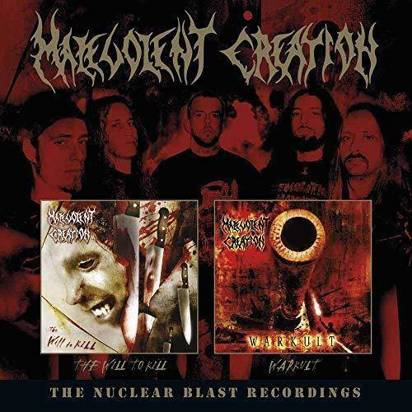 "Malevolent Creation ""The Nuclear Blast Recordings"""