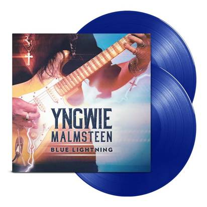 "Malmsteen, Yngwie ""Blue Lightning Lp"""
