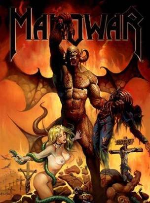 "Manowar ""Hell On Earth V"""