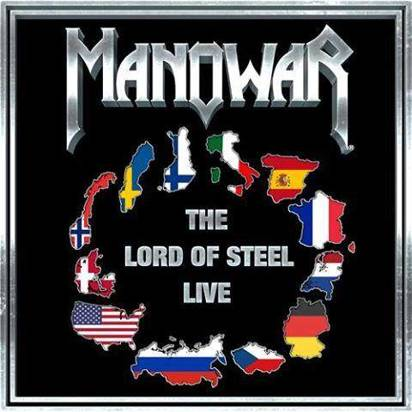 "Manowar ""The Lord Of Steel Live"""