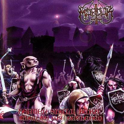 "Marduk ""Heaven Shall Burn When We Are Gathered"""