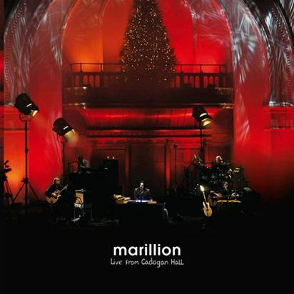"Marillion ""Live At Cadogan Hall LP RED"""
