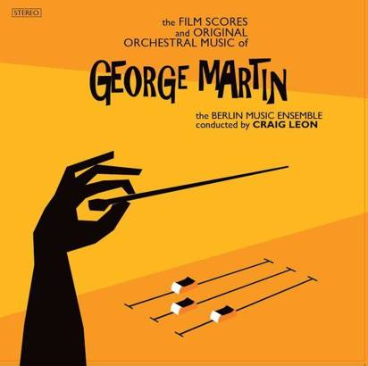 "Martin, George ""The Film Scores And Original Orchestral Music Lp"""