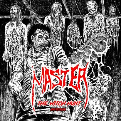 "Master The Witch Hunt ""Demo Recordings LP"""