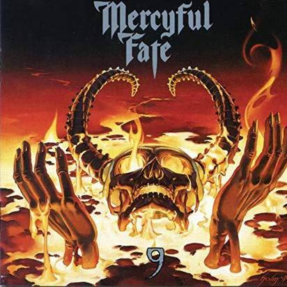 "Mercyful Fate ""9 PLP"""