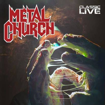 "Metal Church ""Classic Live LP"""