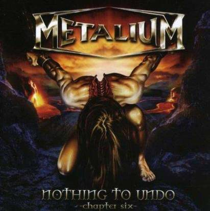 "Metalium ""Nothing To Undo"""