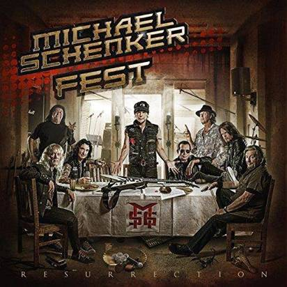 "Michael Schenker Fest ""Resurrection"""