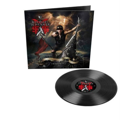 "Michael Schenker Group ""Immortal LP BLACK"""