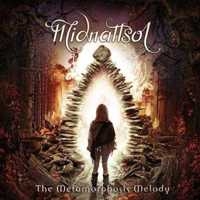 "Midnattsol ""The Metamorphosis Melody"""