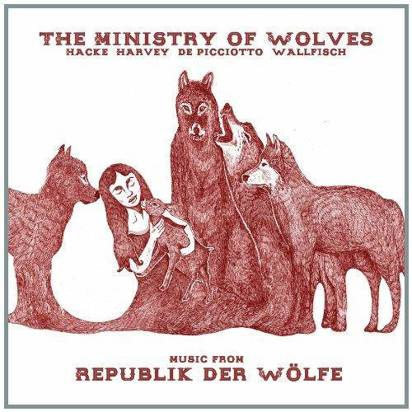 "Ministry Of Wolves, The ""Music From Republik Der Wolfe Lp"""