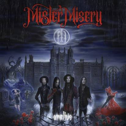 "Mister Misery ""Unalive LP"""