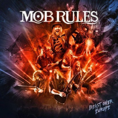 "Mob Rules ""Beast Over Europe"""