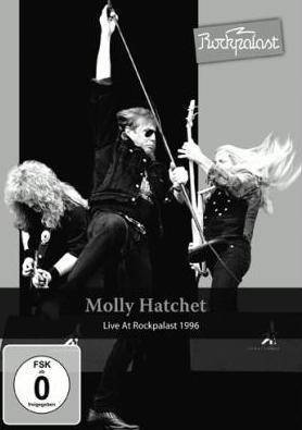 "Molly Hatchet ""Live At Rockpalast 1996 Dvd"""