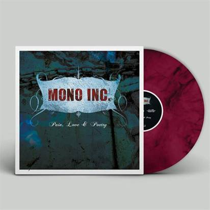 "Mono Inc ""Pain Love & Poetry LP"""