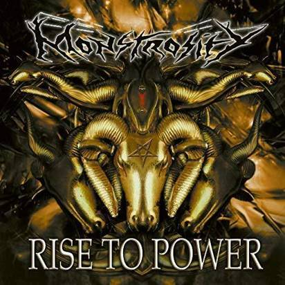"Monstrosity ""Rise To Power LP"""